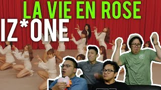 "Video IZ*ONE ""La Vie en Rose"" (MV Reaction) #bop download MP3, 3GP, MP4, WEBM, AVI, FLV November 2018"