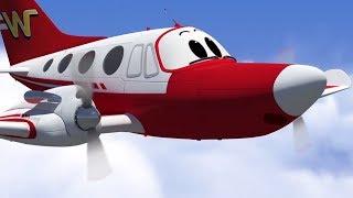 Мультфильмы - Будни аэропорта - Винки прибывает в аэропорт Манго! (1 серия)