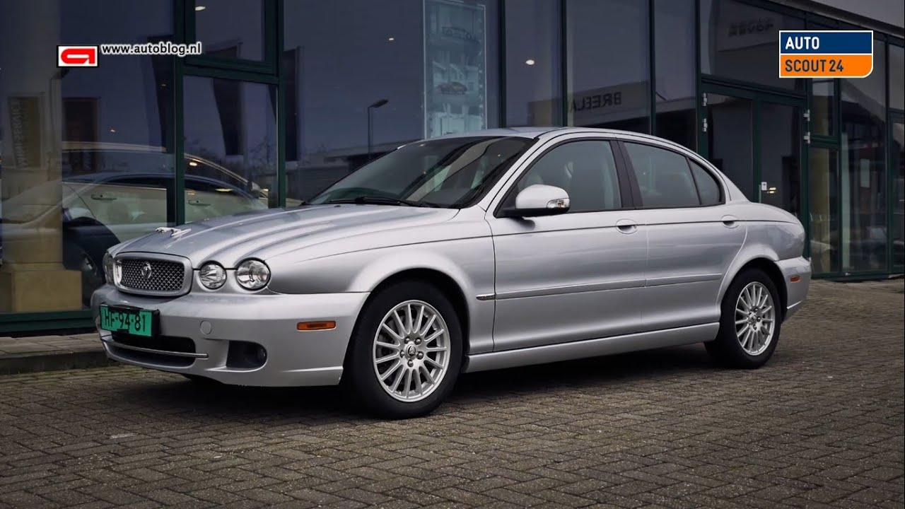 jaguar x-type -2001-2009- buyers review - youtube