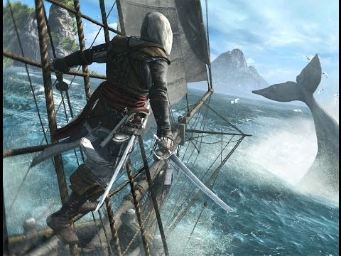 кожа белого кита в assassins creed 4 black flag