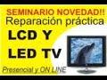 BUSHERS..PROBADOR DE INVERSORES Y LAMPARAS EN TELEVISORES LCD.