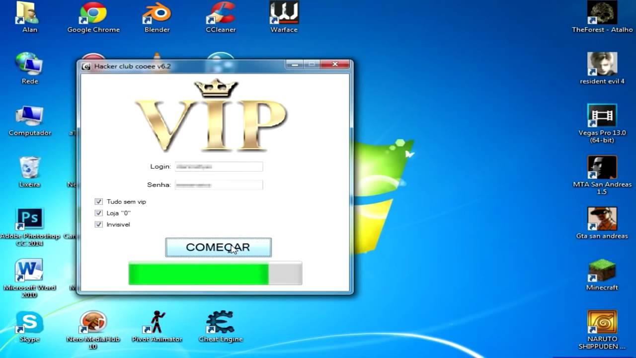 Club cooee download hacker HACK DE
