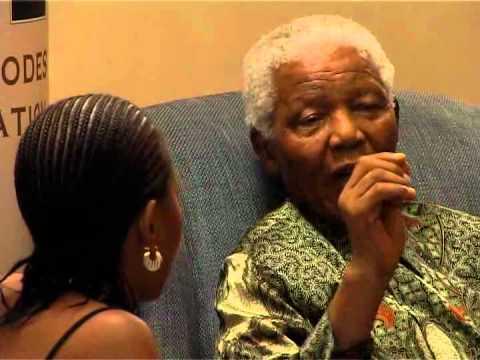 MRF Scholars meet Nelson Mandela 2008.avi