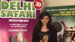 Exclusive Clip: Swini Khara shares about her role in Delhi Safari