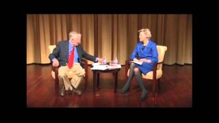 Max Byrd with Cokie Roberts part 1