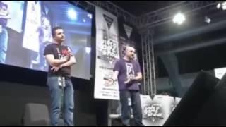 VideoGameShow 2015 Milano - DayTwo - QDSS