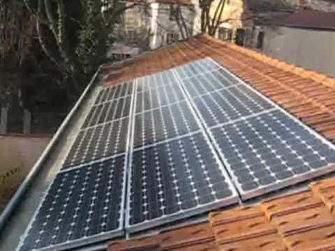 Solaire systems photovoltaique youtube - Cout installation photovoltaique 3kw ...