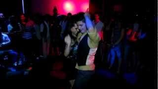 Comadreja Salsa Congress 2012 ~ Social ~ Anita Santos Rubin & Ricardo Vega (Blue Pachanga)