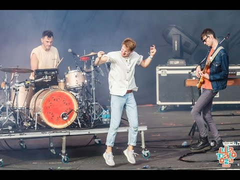 Glass Animals en Argentina