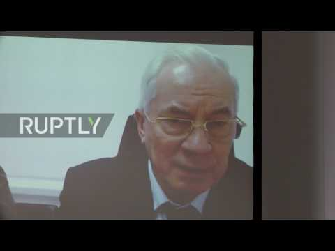 Germany: Merkel disregards Donbass human rights violations - Former Ukrainian PM Azarov
