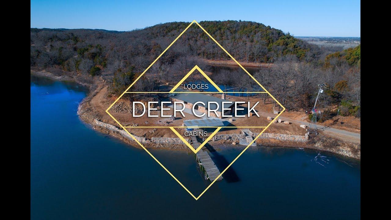 Deer Creek Lodges and Cabins | Davis, Oklahoma -  Promo