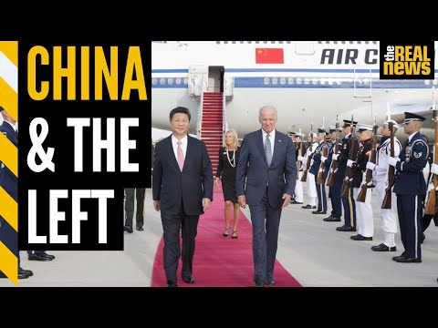 """'Neither Washington nor Beijing!': The Western left grapples with """"new Cold War"""" between US-China"""