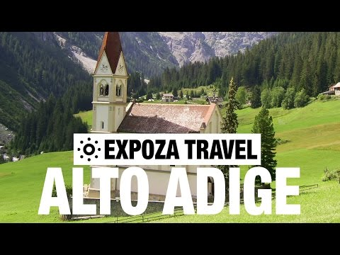 Alto Adige Vacation Travel Video Guide