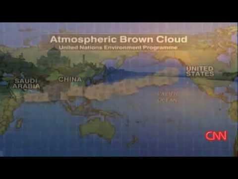 [CNN]  Asia's Pollution Super-Cloud               2008.11.13