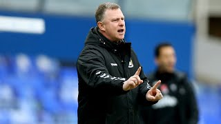 Mark Robins | Derby County Reaction