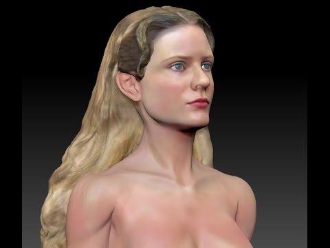 Westworld Dolores Abernathy Evan Rachel Wood 3d Model 3d Print