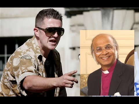 Tommy Robinson To Be Challenged By Pakistani Christians?