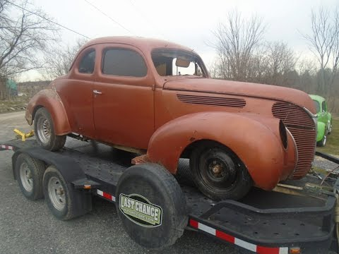 1938 ford coupe hot rod project car lastchanceautorestore youtube 1957 Ford Coupe 1938 ford coupe hot rod project car lastchanceautorestore
