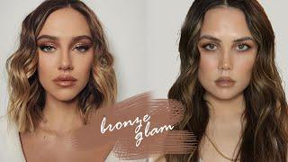 Ultimate Bronze Glam - Delilah Belle Inspired   Alexa Blake