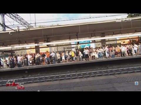 Disastro Atac a Roma - Parallelo Italia 28/07/2015