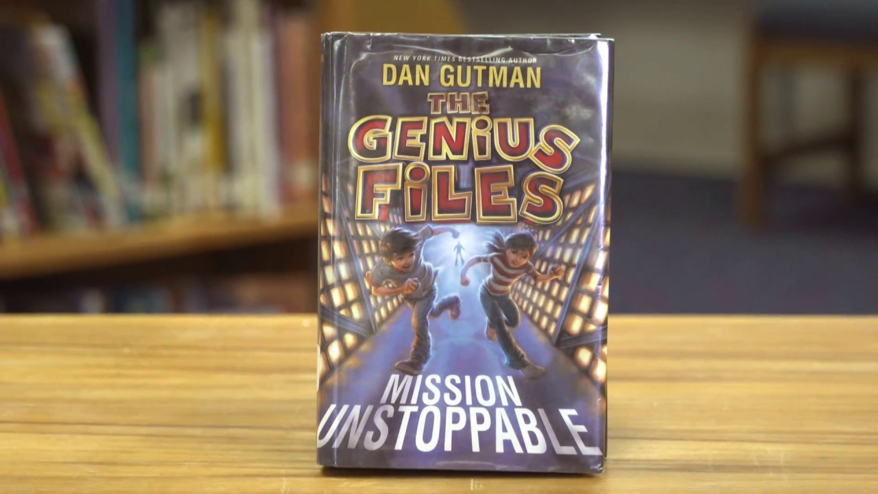 genius files mission unstoppable pdf