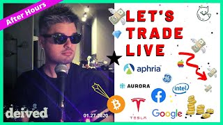 Why did the stock market go down? Bitcoin Up? Beyond Meat, ATVI & Tesla