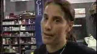SEMA 2006 - Building The Royal Sport Camaro V8TV Part 8-Video