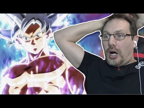 REACTION LIVE DE L'ORIGINALITÉ : DRAGON BALL SUPER 130