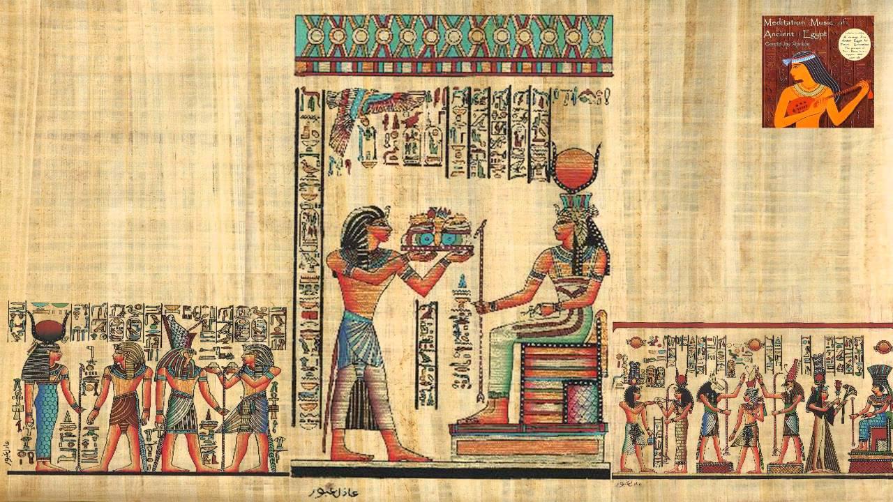 Meditation Music Of Ancient Egypt]- Egyptian Magic, Track #8 - YouTube