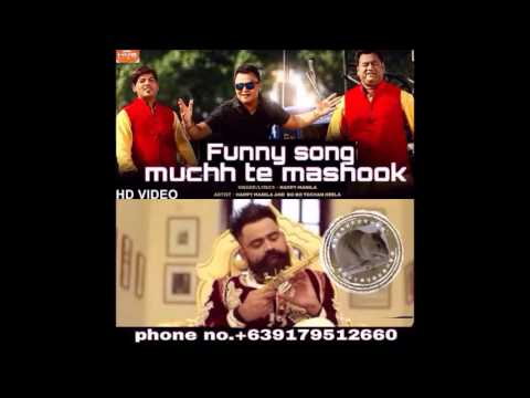 Funny Song Muchh Te Mashook Happy Manila |...