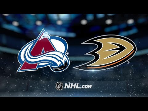 Kase scores in OT as Ducks rally to beat Avalanche