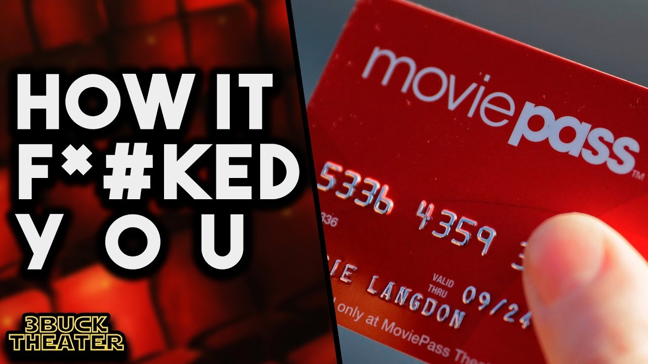 How MoviePass F*%KED its users!