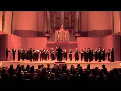 """""""Es ist das Heil uns kommen her"""" by Johannes Brahms"""