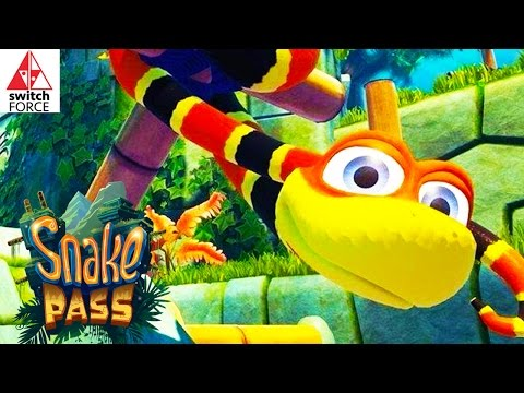 Snake Pass Switch Gameplay Let's Play