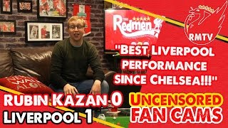 """Best Liverpool performance since...Chelsea!"" 