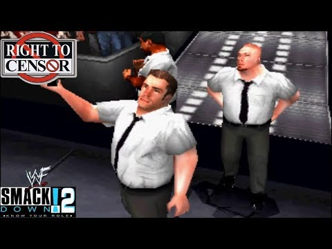 nL Live - WWF Smackdown! 2: Know Your Role [SEASON MODE] (PART 2)