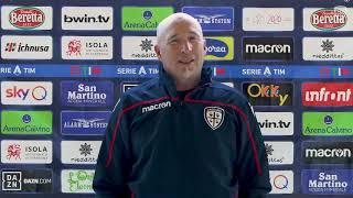 Hellas Verona-Cagliari, la conferenza stampa pre-gara