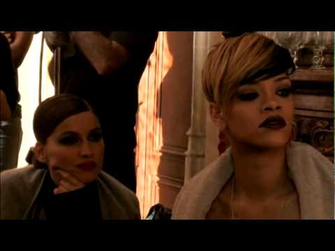 Rihanna - Te Amo (Behind The Scenes)