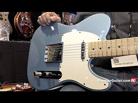 NAMM '16 - TV Jones T-Style Single-Coil Pickups Demo