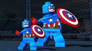 МИНИ-ПЕРСОНАЖИ - LEGO Marvel