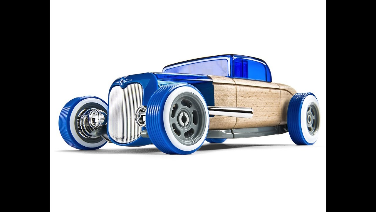 Toy Cars Product : Automoblox wooden toy cars local motors product review