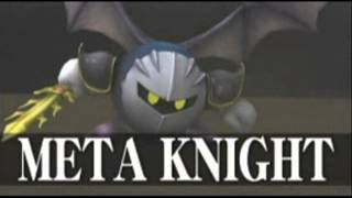 Metaknight - Victory...is my Destiny (Includes Music)