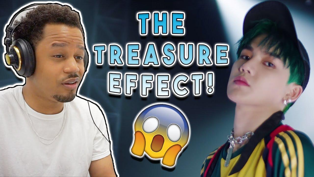 Reacting to TREASURE - 'BOY' M/V