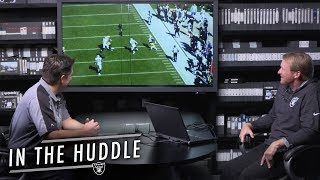 Coach Gruden Reacts to Josh Jacobs Winning AFC Offensive Rookie of the Month  | Raiders
