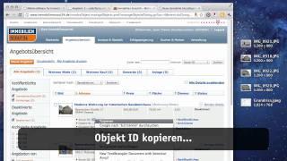Immobilienscout API Wordpress