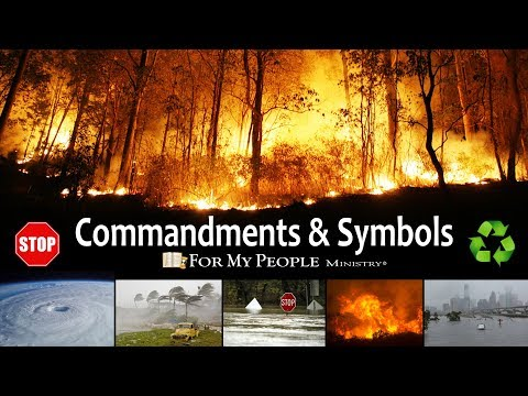 Commandments and Symbols