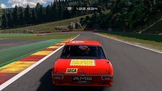 Gran Turismo Sport - Mercedes-Benz 300 SEL 6.8 AMG 1971 - Test Drive Gameplay (PS4 HD) [1080p60FPS]