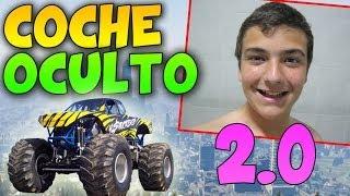 Coche Oculto GTA 5 Online - ¡¡EL SÚPER TODOTERRENO!! - Coches Raros y Secretos - GTA 5 Online 1.12