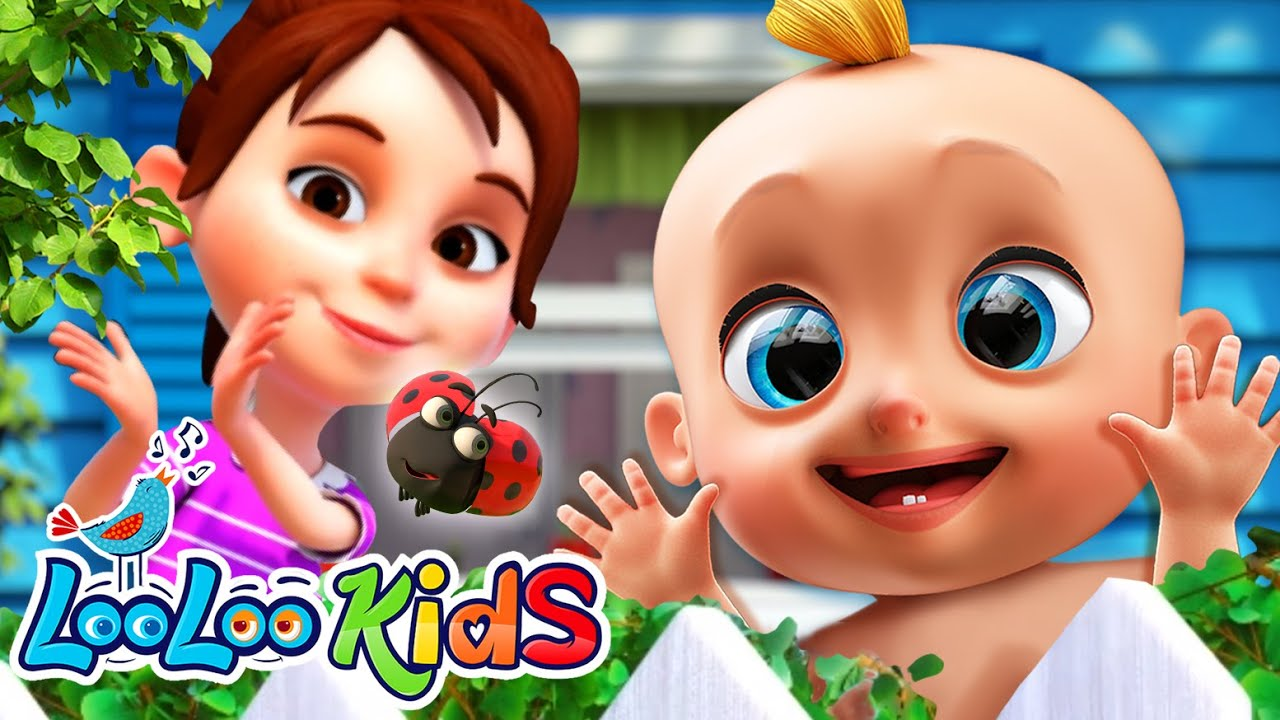 Clap Along with Johny Johny | Action Songs | Playground Music For Children | LooLoo Kids