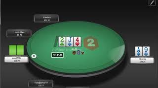 Школа покера в картинках №147 (Не ставим cbet с инициативой 1vs1 с A-high)(, 2017-09-06T06:30:30.000Z)